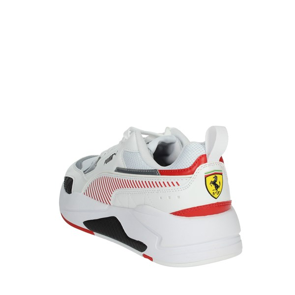 Puma Shoes Sneakers White/Red 306553
