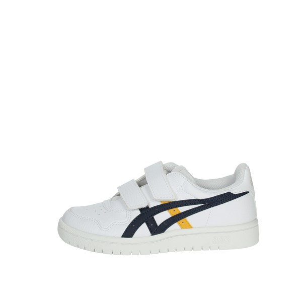 Asics Shoes Sneakers White 1194A077