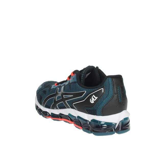 Asics Shoes Sneakers Blue 1021A337