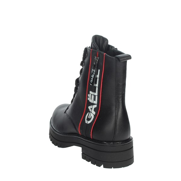 Gaelle Paris Shoes Boots Black G-464