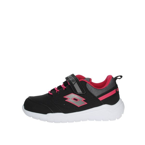Lotto Shoes Sneakers Black/Fuchsia 214869