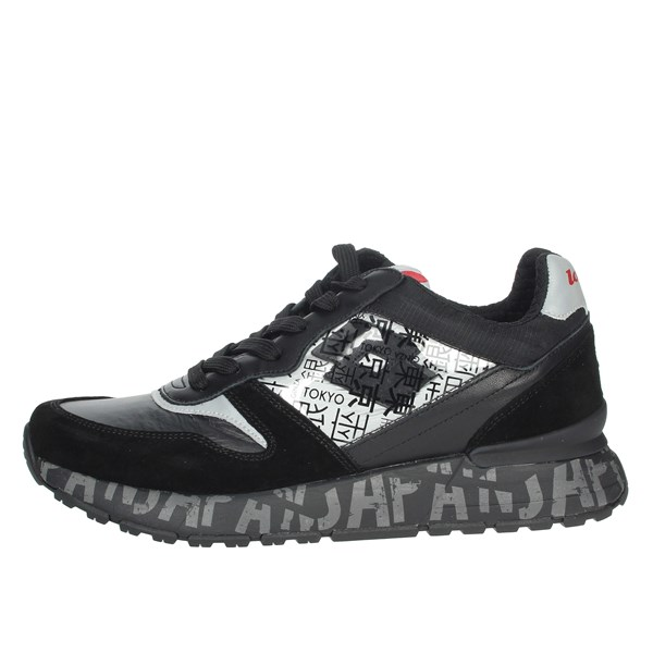 Lotto Leggenda Shoes Sneakers Black 215078