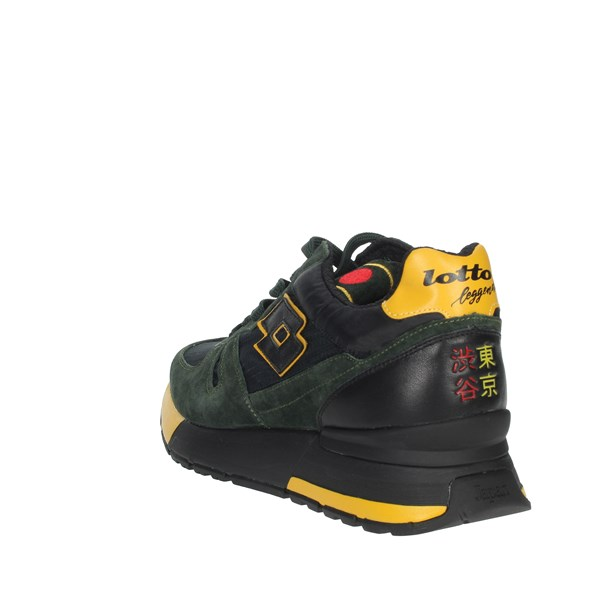 Lotto Leggenda Shoes Sneakers Black 215074
