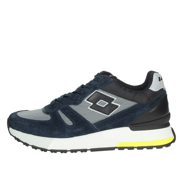 Lotto Leggenda Shoes Sneakers Blue 215074