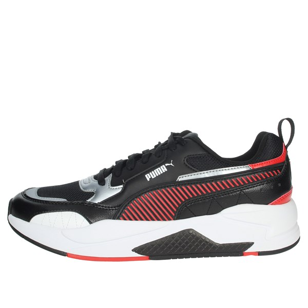 Puma Shoes Sneakers Black/Red 306553