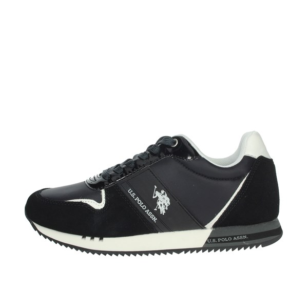 U.s. Polo Assn Shoes Sneakers Black CORA4079/NS1