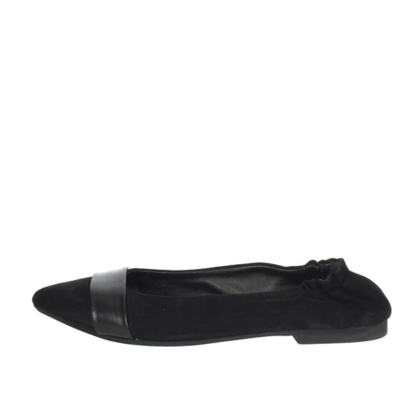 Marlena Shoes Ballet Flats Black JUDY