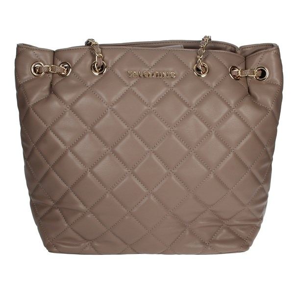 Mario Valentino Bags Accessories Bags Brown Taupe VBS3KK18