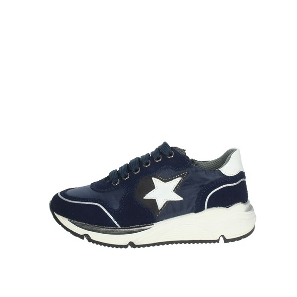 Asso Shoes Sneakers Blue AG-8704