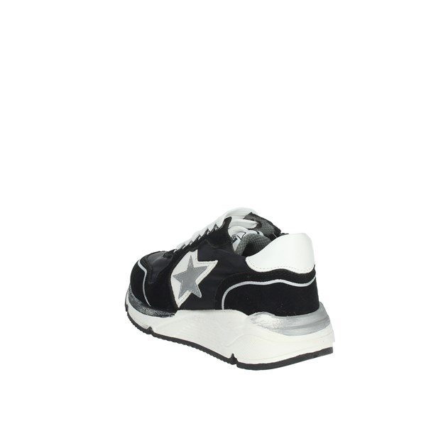 Asso Shoes Sneakers Black AG-8704
