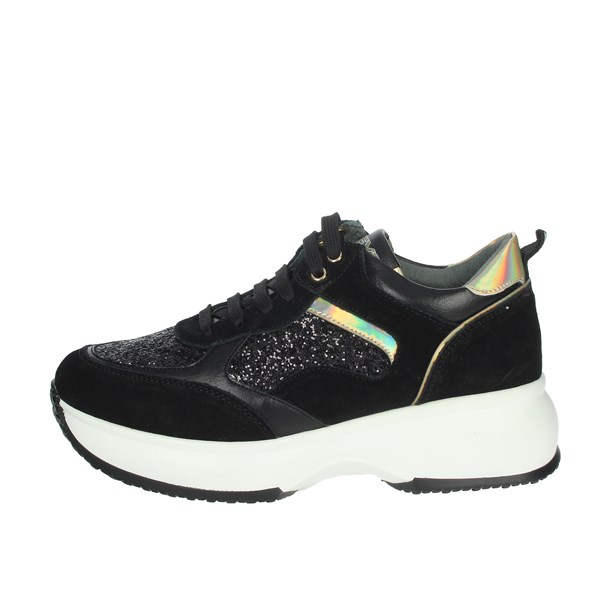 Keys Shoes Sneakers Black K-2351