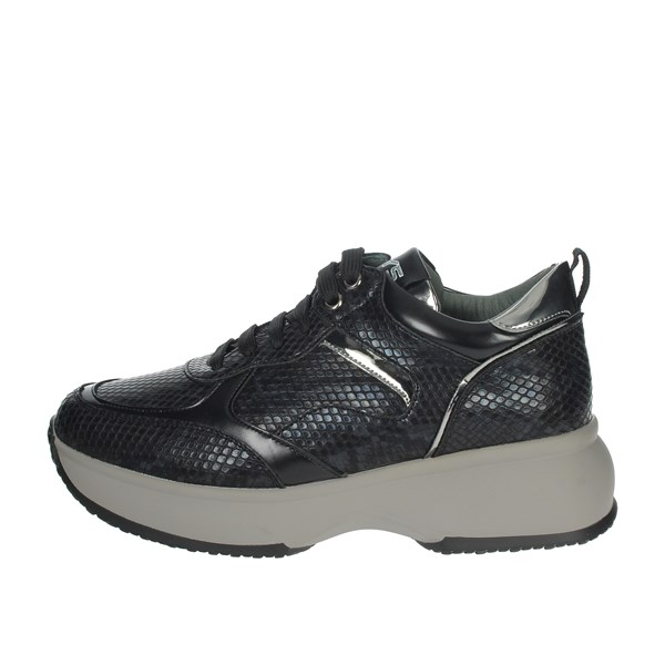 Keys Shoes Sneakers Black K-2350