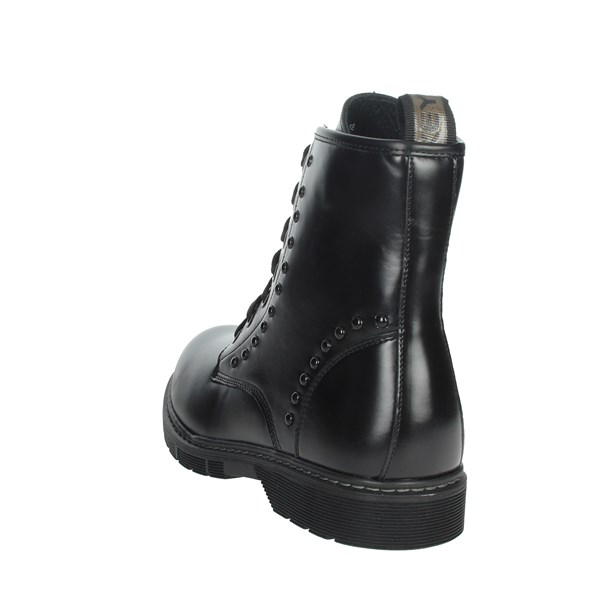 Keys Shoes Boots Black K-3303
