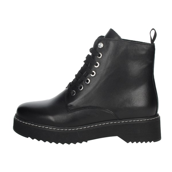 Keys Shoes Boots Black K-2601