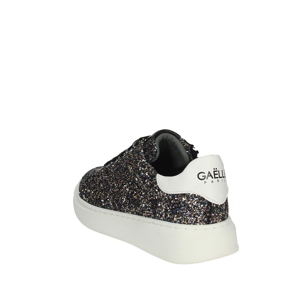 Gaelle Paris Shoes Sneakers Black G-405