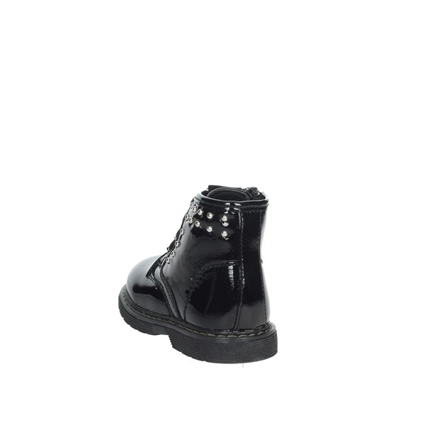Gaelle Paris Shoes Boots Black G-490