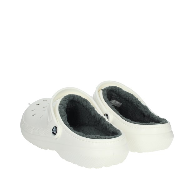Crocs Shoes Clogs White 203591