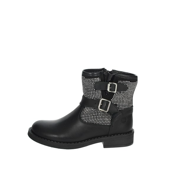 Melania Shoes Ankle Boots Black ME2001D8I.B