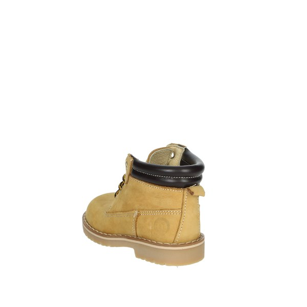 Melania Shoes Comfort Shoes  Yellow ME10066B8I.A