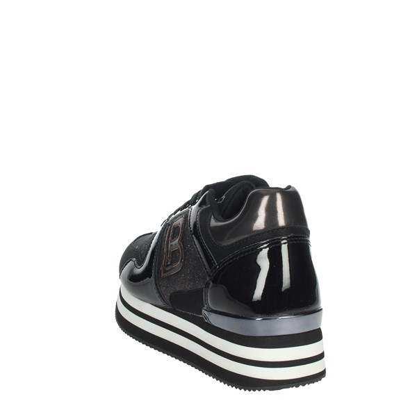 Laura Biagiotti Shoes Sneakers Black 6403