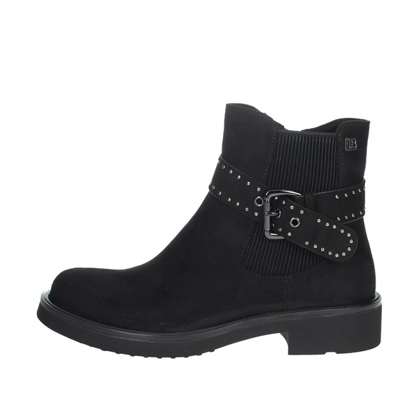 Laura Biagiotti Shoes Ankle Boots Black 6539