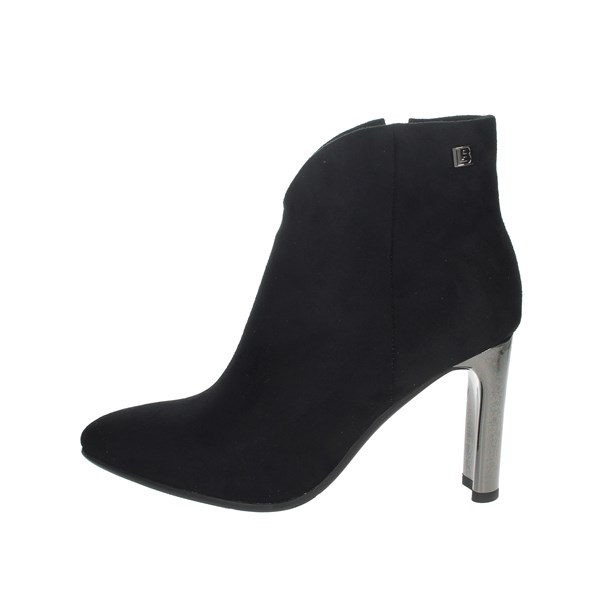 Laura Biagiotti Shoes Ankle Boots Black 5814