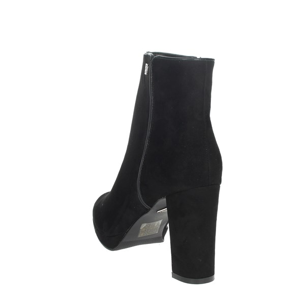 Laura Biagiotti Shoes Ankle Boots Black 6587