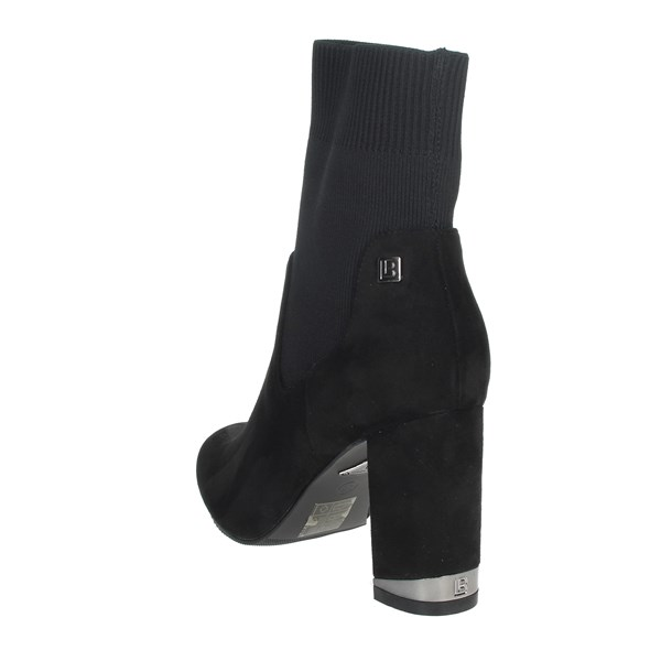 Laura Biagiotti Shoes Ankle Boots Black 5793
