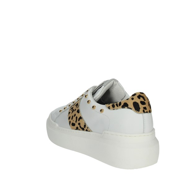 Meline Shoes Sneakers White 001