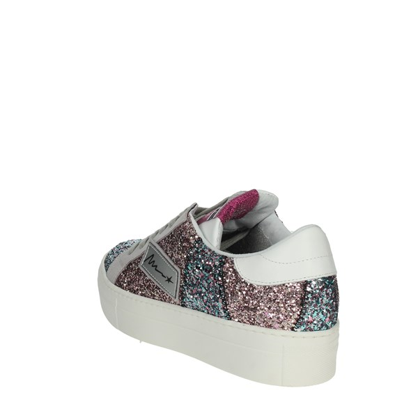 Meline Shoes Sneakers Rose 1368
