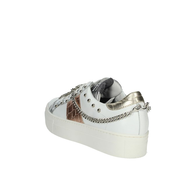 Meline Shoes Sneakers White 3018