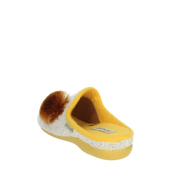 Grünland Shoes Clogs Grey/Yellow  CI2093-58