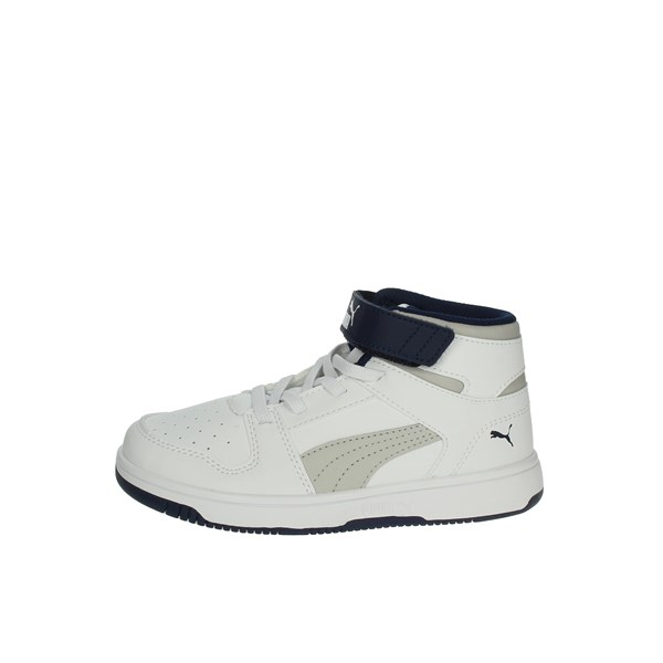 Puma Shoes Sneakers White/Blue 370488