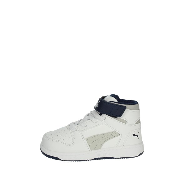 Puma Shoes Sneakers White/Blue 370489