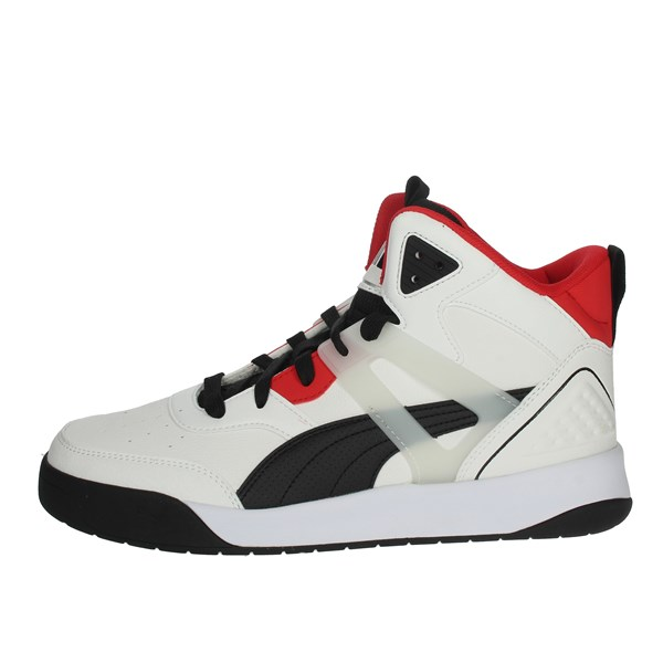 Puma Shoes Sneakers White/Black 374139