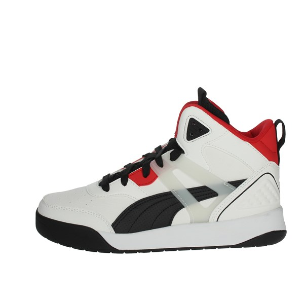 Puma Shoes Sneakers White/Black 374411