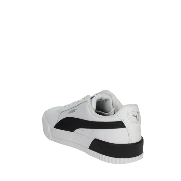 Puma Shoes Sneakers White/Black 370325