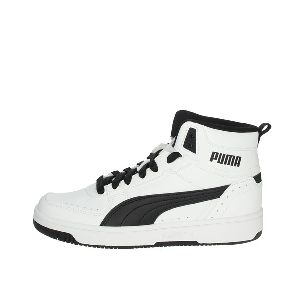 Puma Shoes Sneakers White/Black 374687