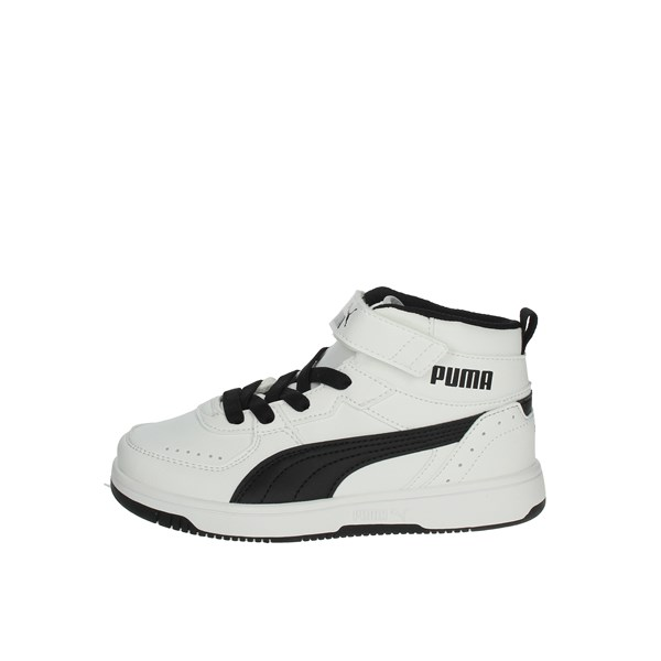 Puma Shoes Sneakers White/Black 374688