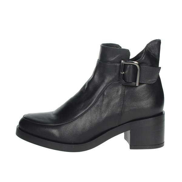 Repo Shoes Ankle Boots Black B14430-I0