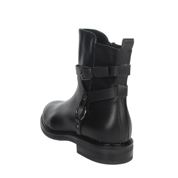 Repo Shoes Ankle Boots Black B1420-IO