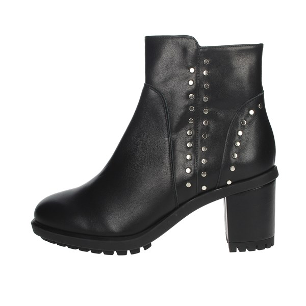 Repo Shoes Ankle Boots Black B22435-I0