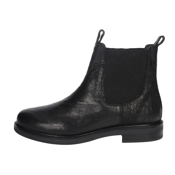 Repo Shoes Ankle Boots Black B15438-I0