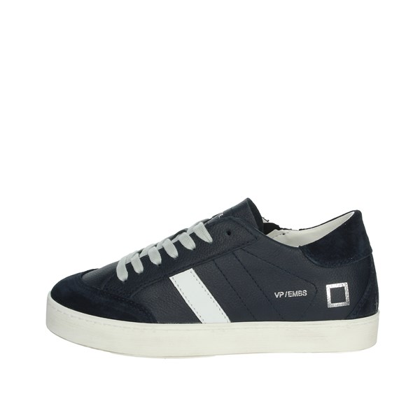 D.a.t.e. Shoes Sneakers Blue J311