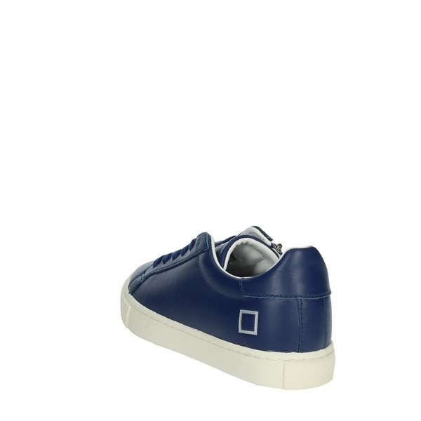 D.a.t.e. Shoes Sneakers Blue J301