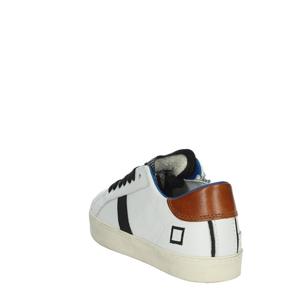 D.a.t.e. Shoes Sneakers White J291