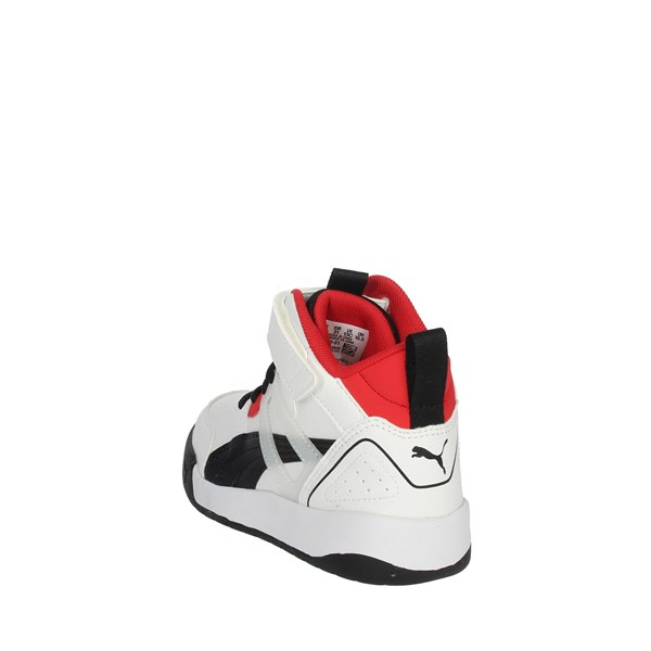Puma Shoes Sneakers White/Black 374410
