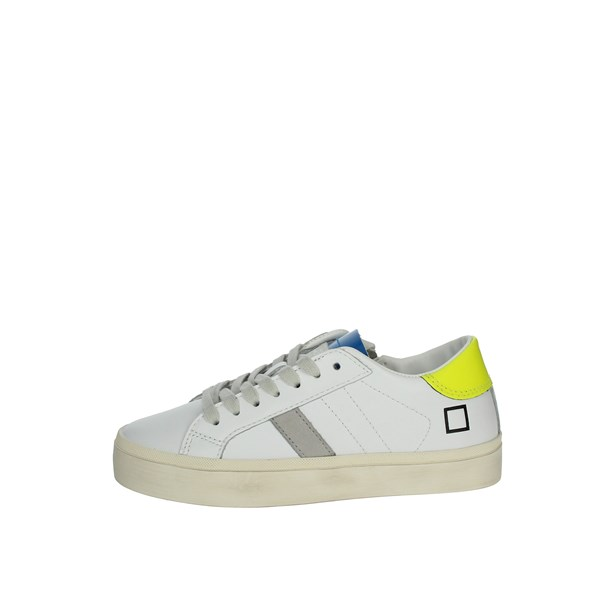 D.a.t.e. Shoes Sneakers White J301