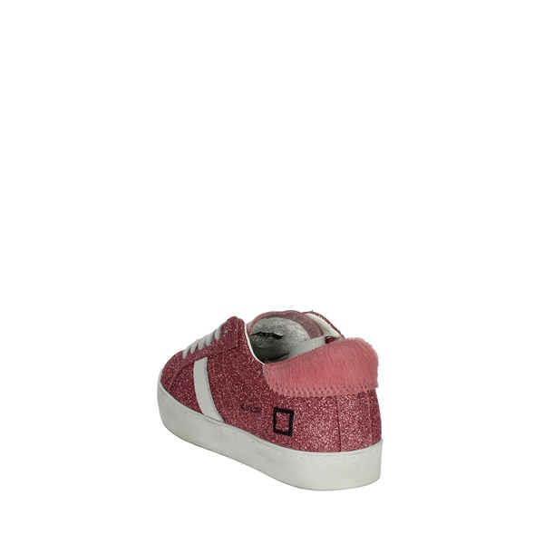 D.a.t.e. Shoes Sneakers Fuchsia J311