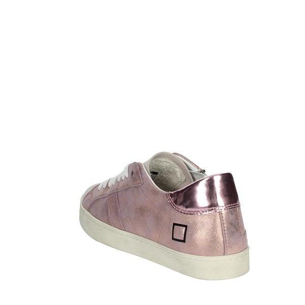 D.a.t.e. Shoes Sneakers Light dusty pink J301